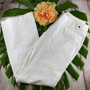 EUC! Cache White Pants